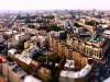 city panorama wallpaper